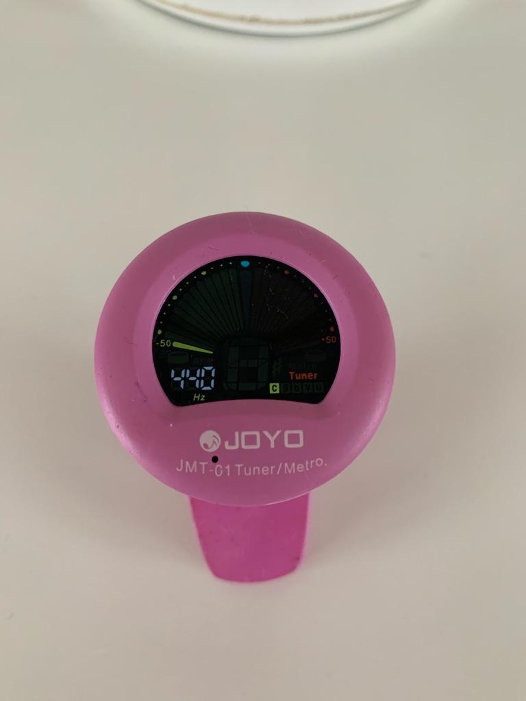 Joyo JMT-01 Clip-on Metronome Tuner