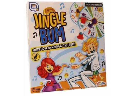 Games hub- jingle bum board game