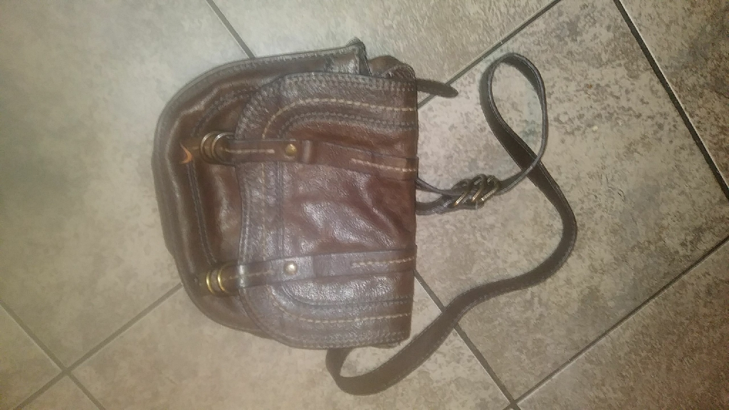 Frye Anne saddle bag