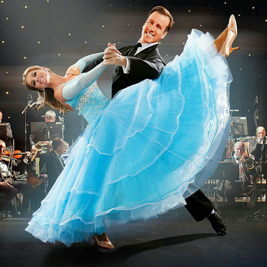 LESS than 1/2 price Tickets Strictly's Anton & Erin dance tour 11 Feb