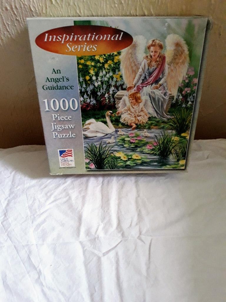 1000 piece jigsaw