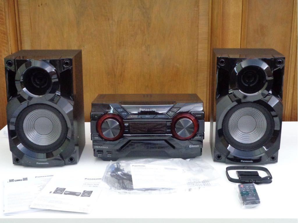 Unused, brand new boxed Panasonic Stereo Surround System
