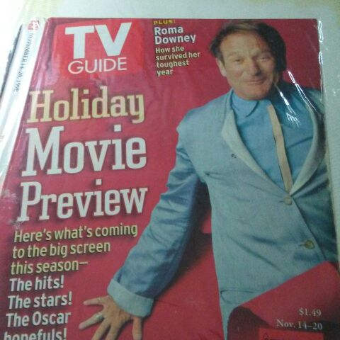TV guide cover t