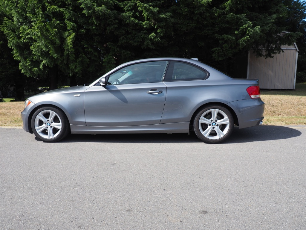 2009 bmw 128i w/low mileage engine