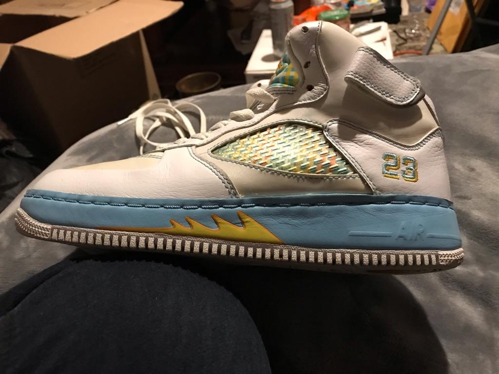 Nike Air Jordan Fusion