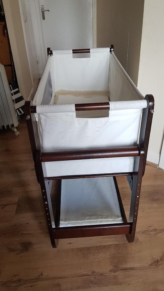 Snuzpod 2 3-in-1 baby bassinet