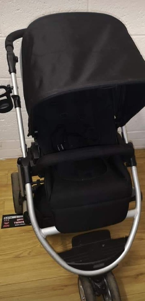 Mama's and papas Zoom pushchair & Carrycot