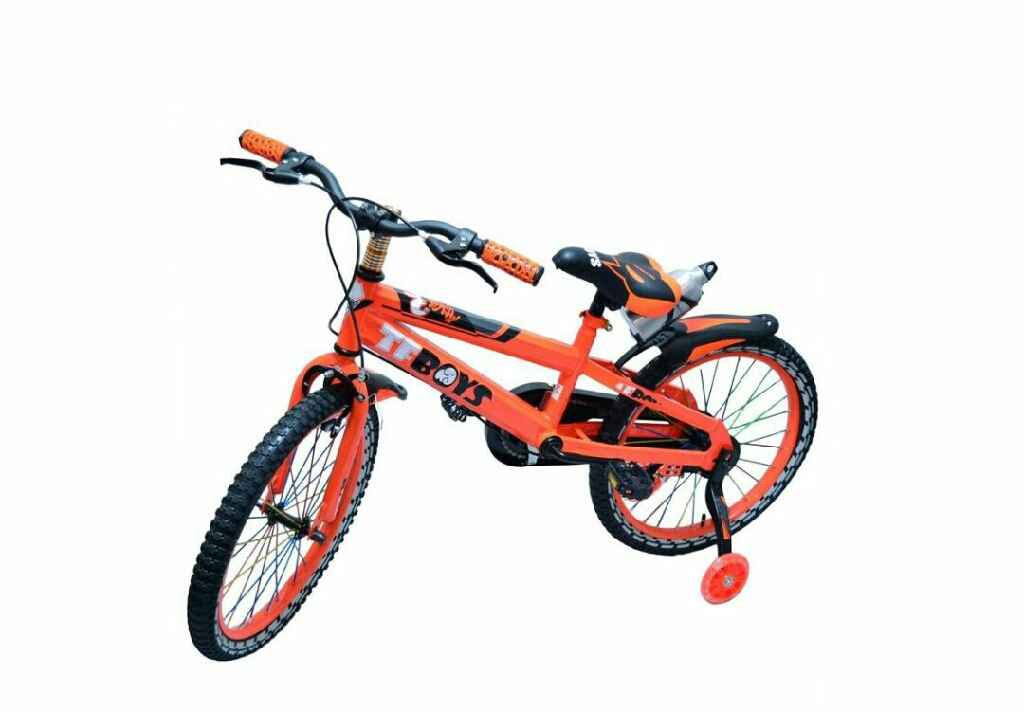 Kids boys adjustable bike