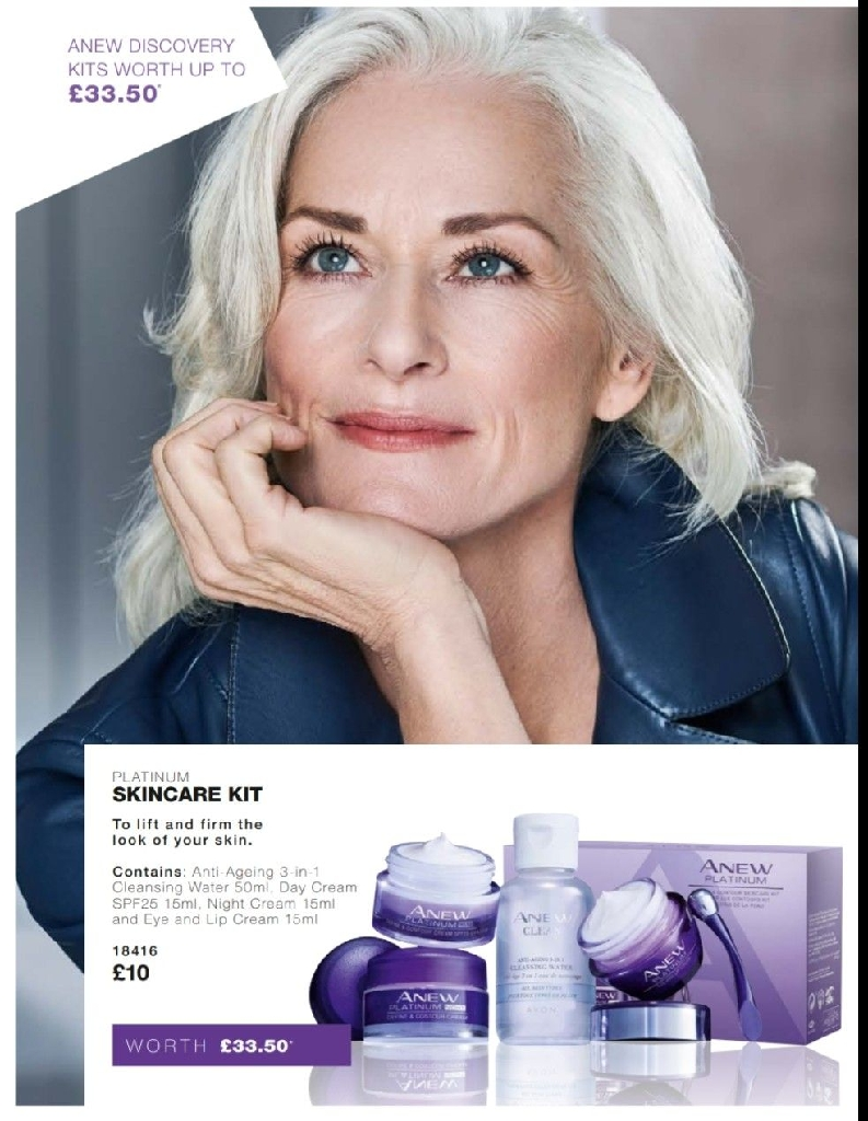 Earn extra cash with Avon