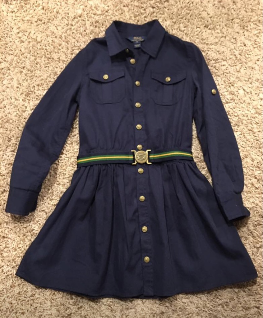 Girl's Ralph Lauren's dress, size 10