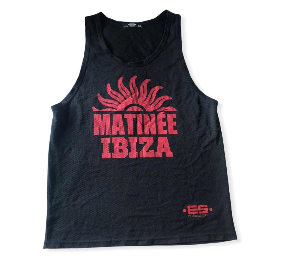 RARE ES Collection Matinee Ibiza Vintage Tank Top