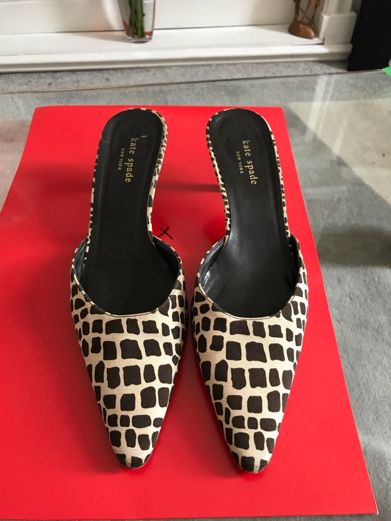 Kate Spade size 6 shoes