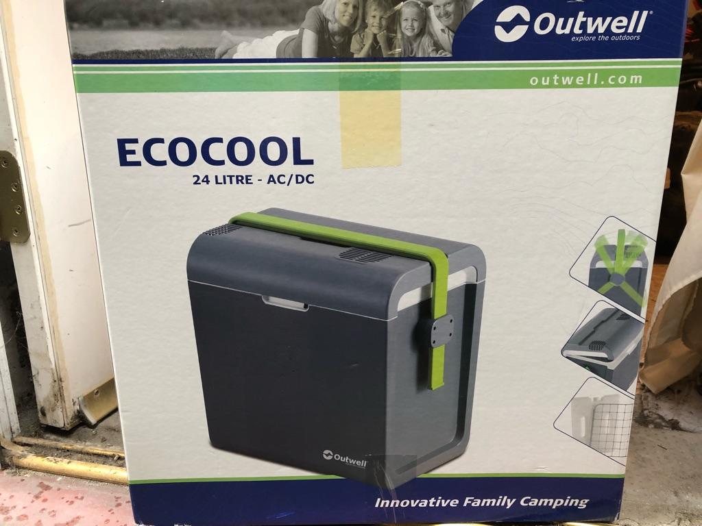 Outwell Ecocool 24L Fridge