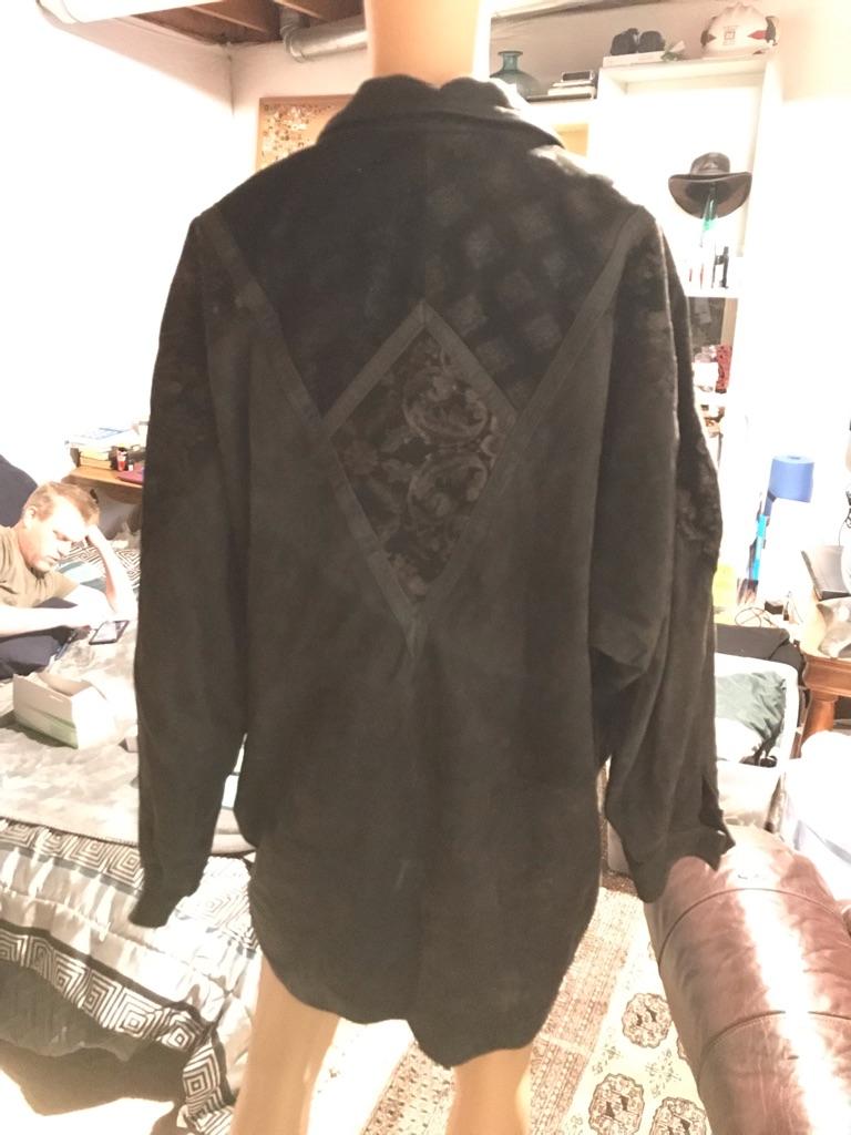 Vintage Preston & York Leather Jacket