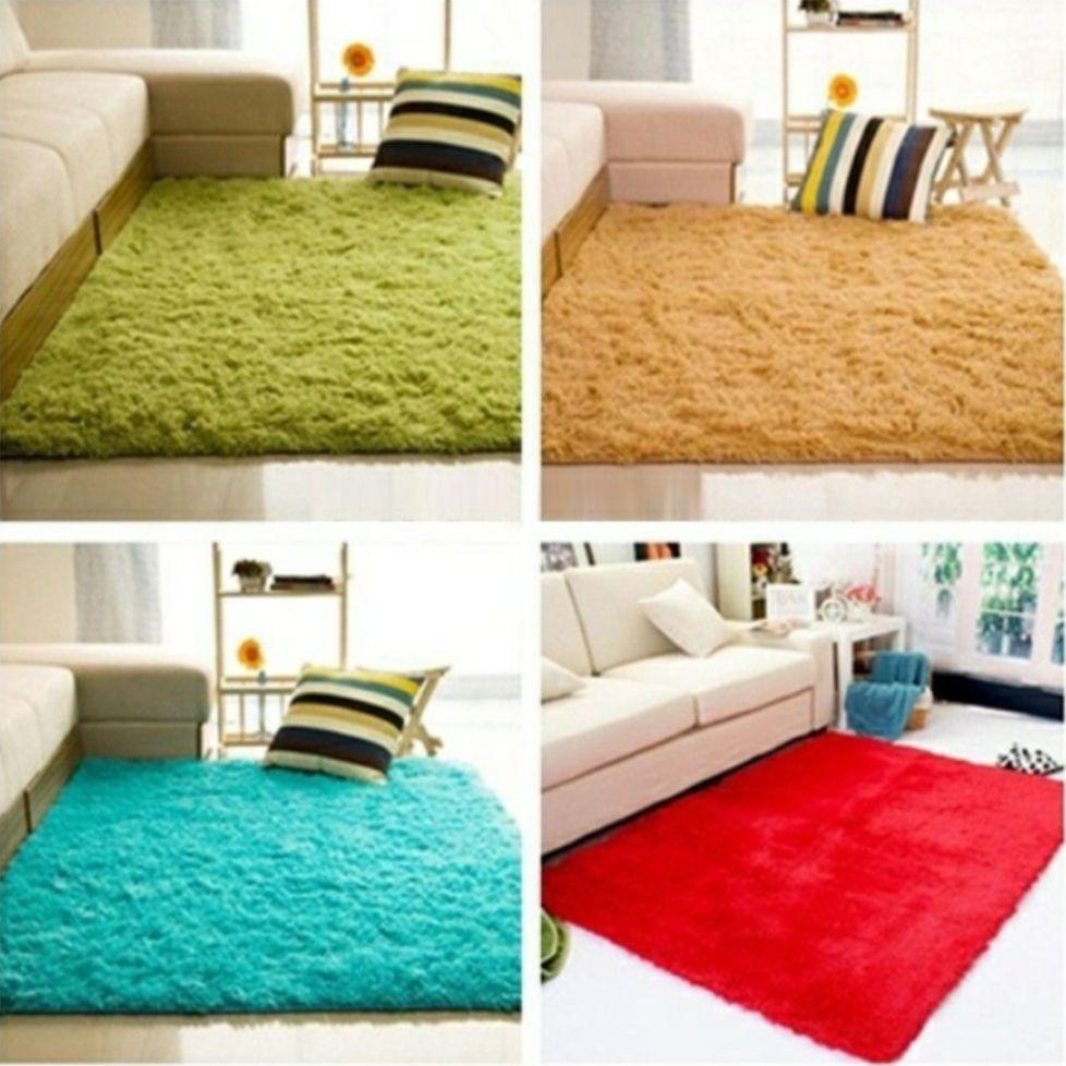 Beautiful soft rugs
