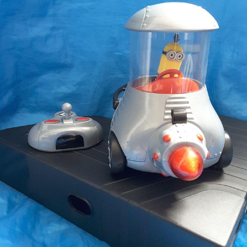 Minion Remote Control Car