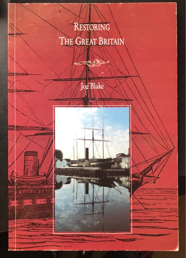 RESTORING THE GREAT BRITAIN BOOK
