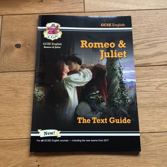 ROMEO AND JULIET TEXT GUIDE
