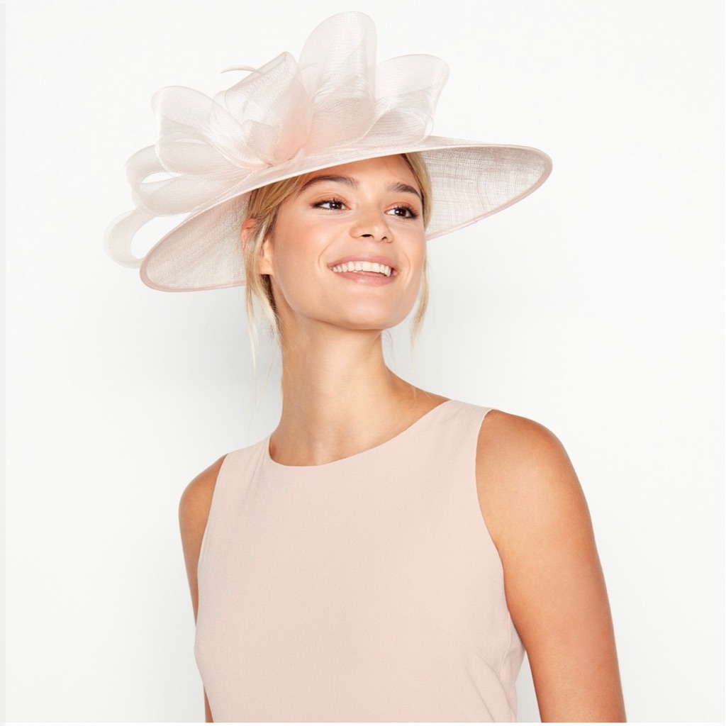 Wedding/Occasion Hat - Collection Only