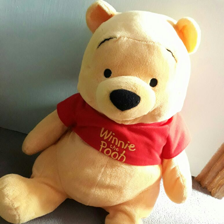 Extra large winnie the pooh