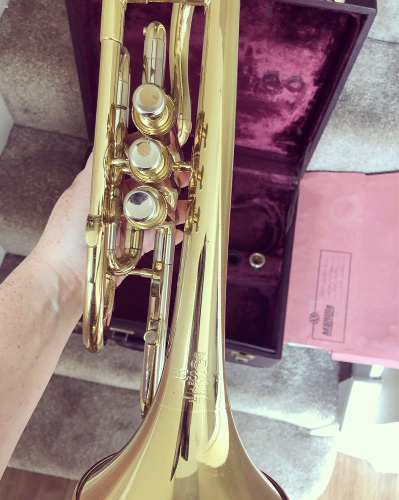 Brass Besson London 600 Cornet