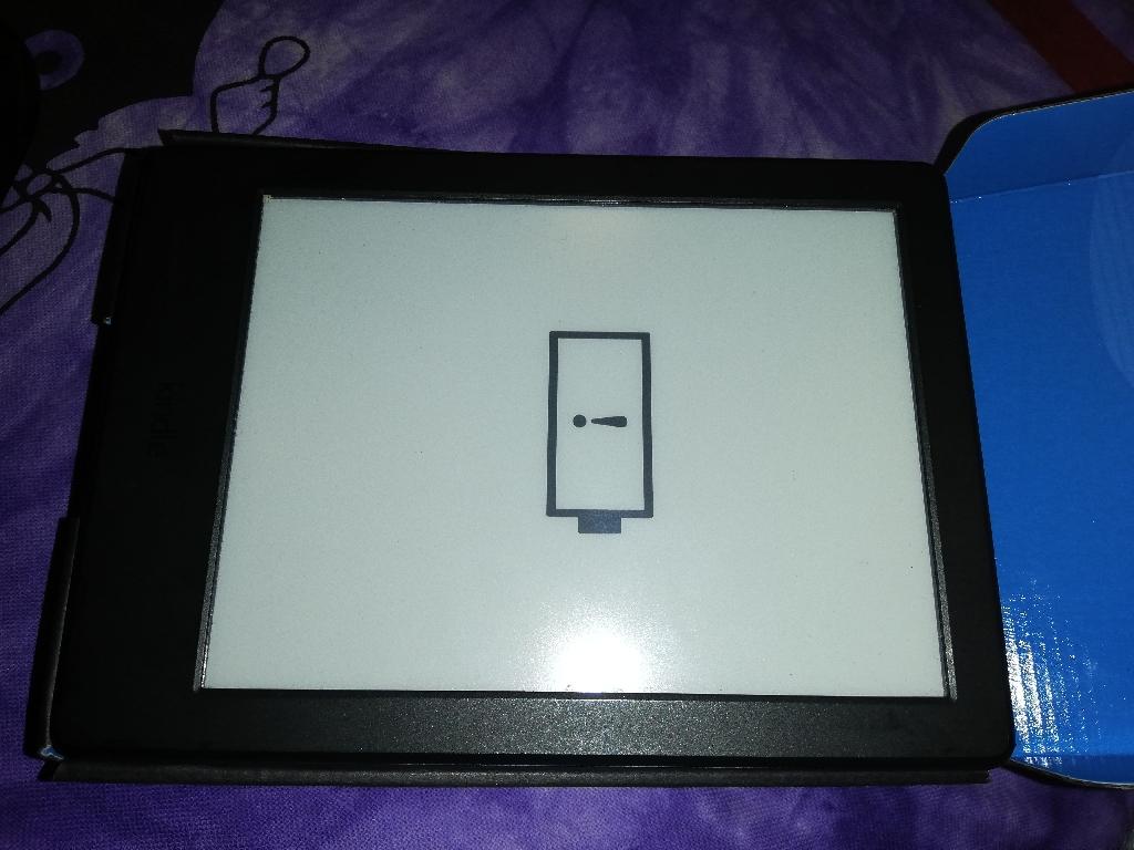 Kindle e-reader 8