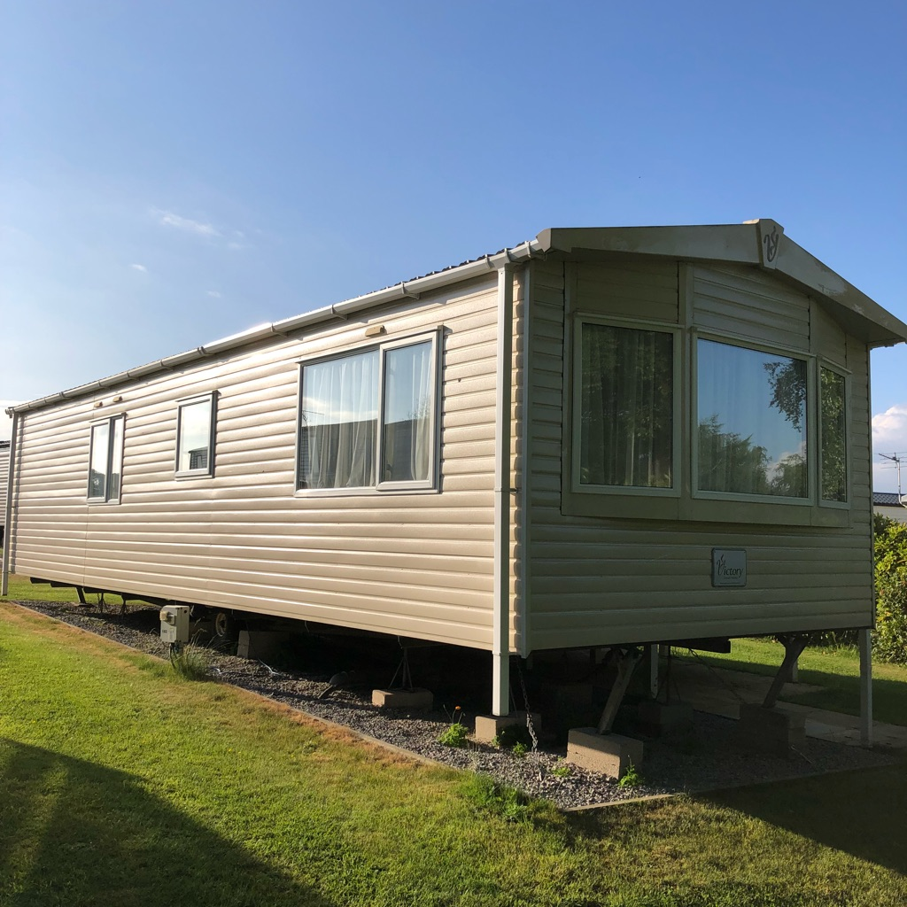 Beautiful 2bed static caravan