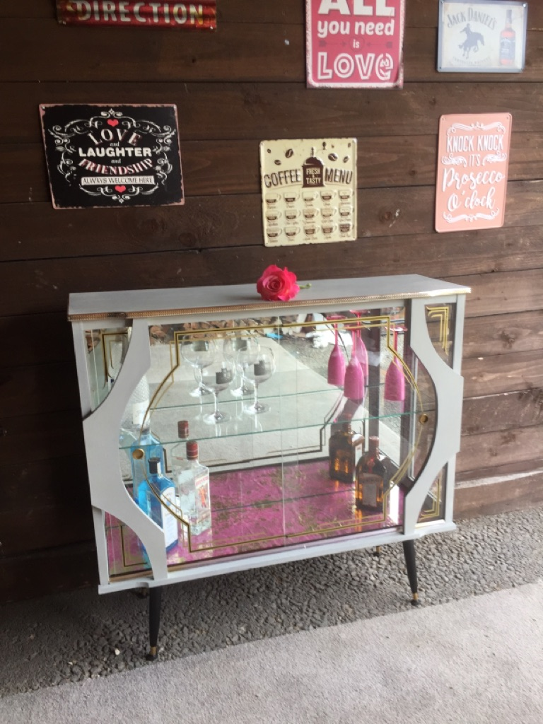 1950s gin palace / drinks cabinet