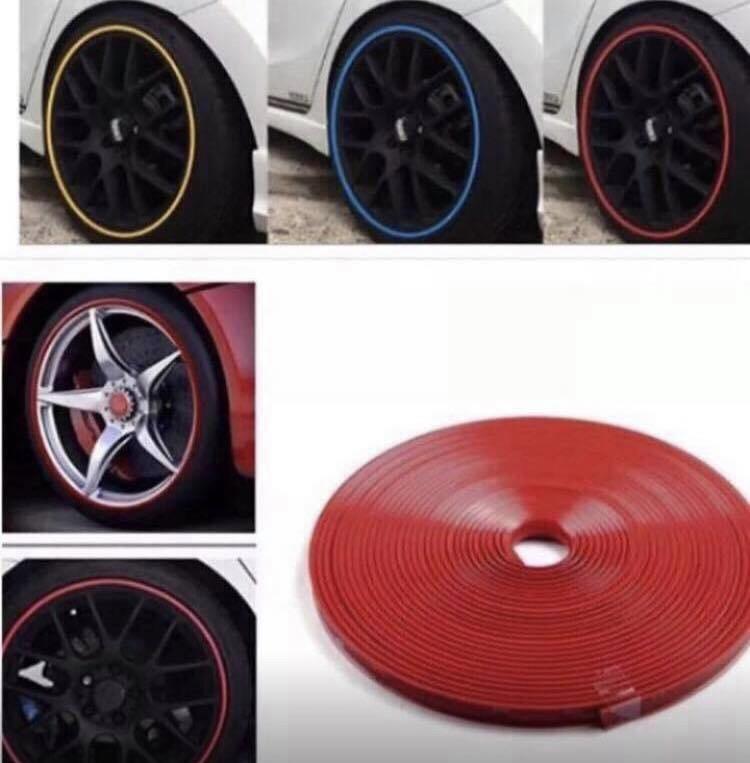 Rim Blades Alloy Wheel Scuff protection