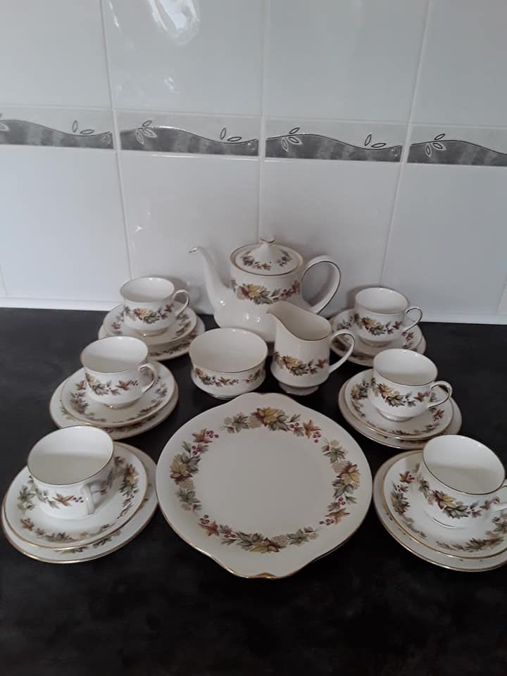 RoyalStandard Tea/Coffee Set