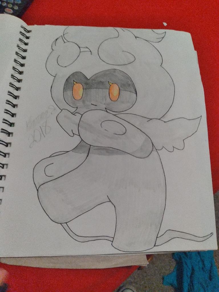Pokémon drawings