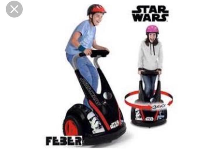 Star Wars segway