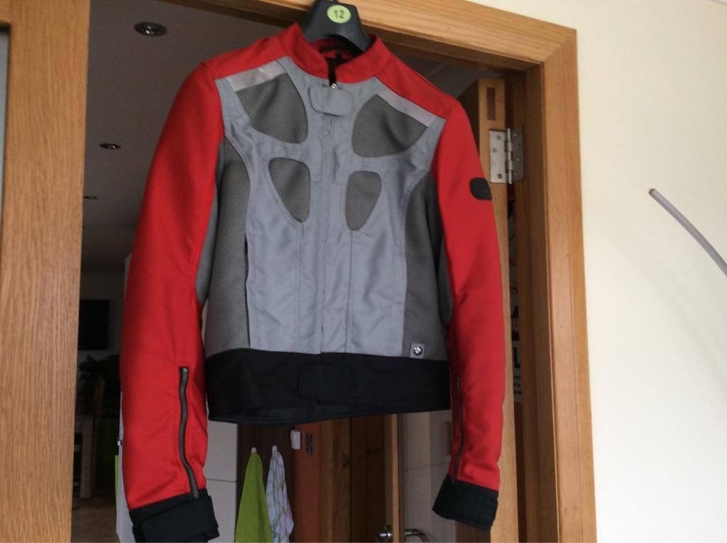 Ladies BMW Motorrad Airflow 2 Motorbike Jacket