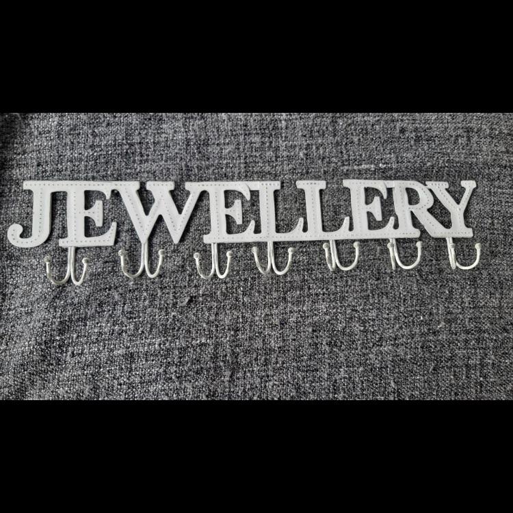 Jewellery hook