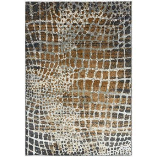 Quantum rug giraffe