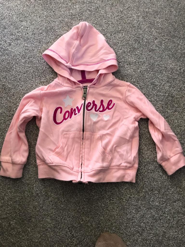 Convers zipper 6-9months