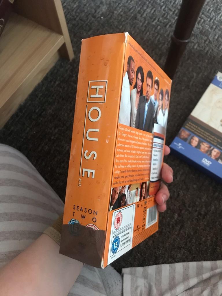 House Seasons 1-3