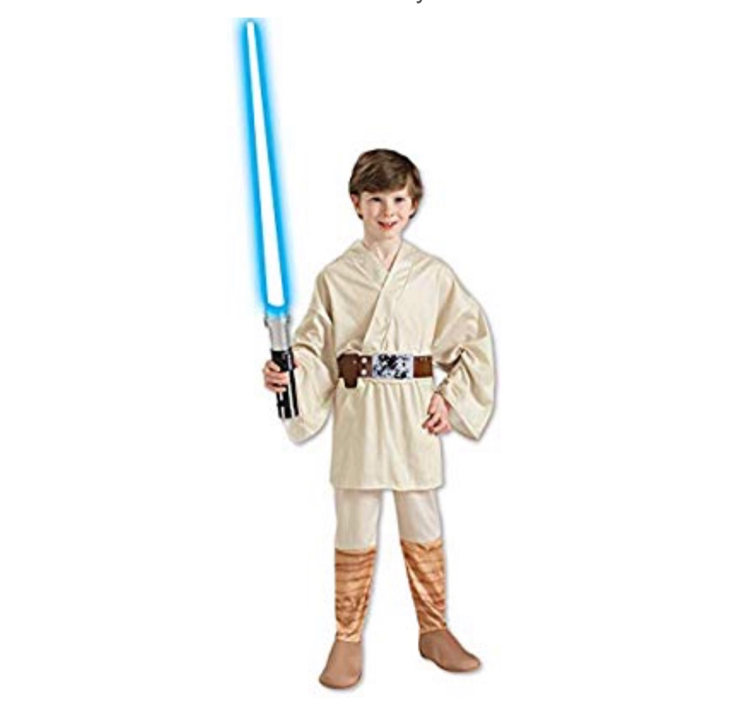 Rubie's Star Wars Child costume LUKE SKYWALKER