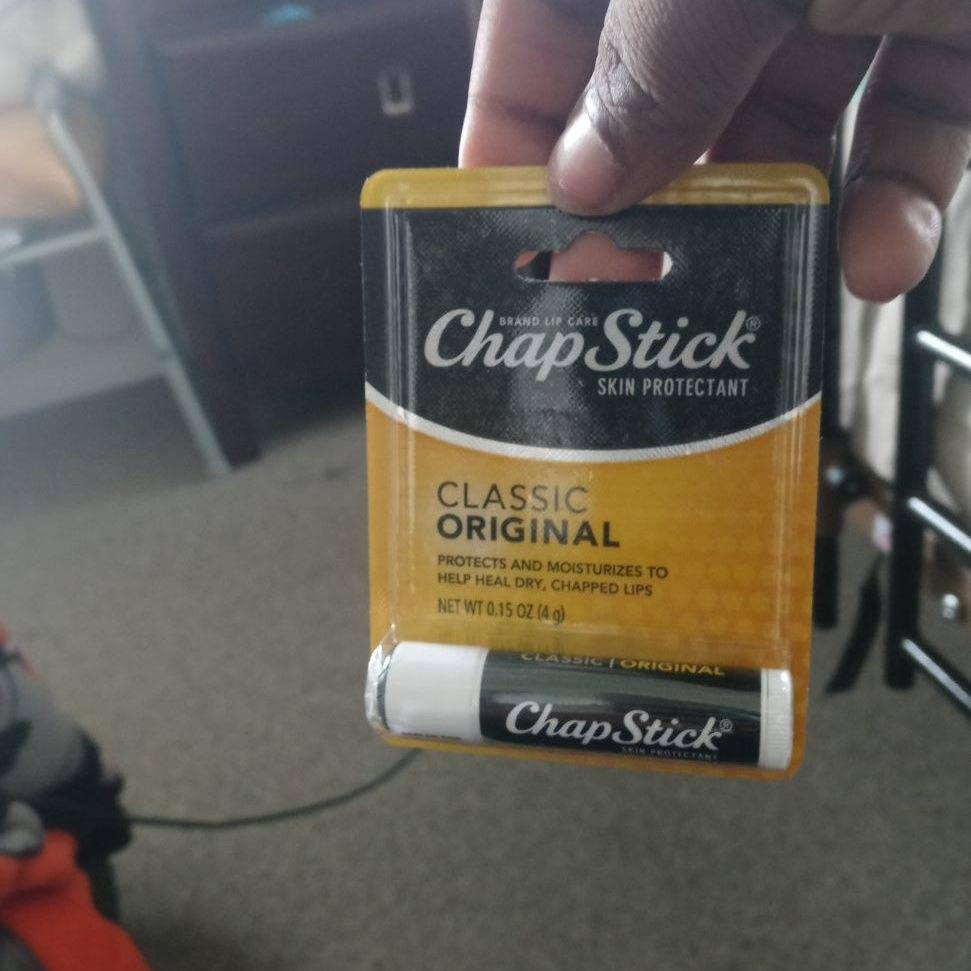 Brand  new Original classic Chapstick