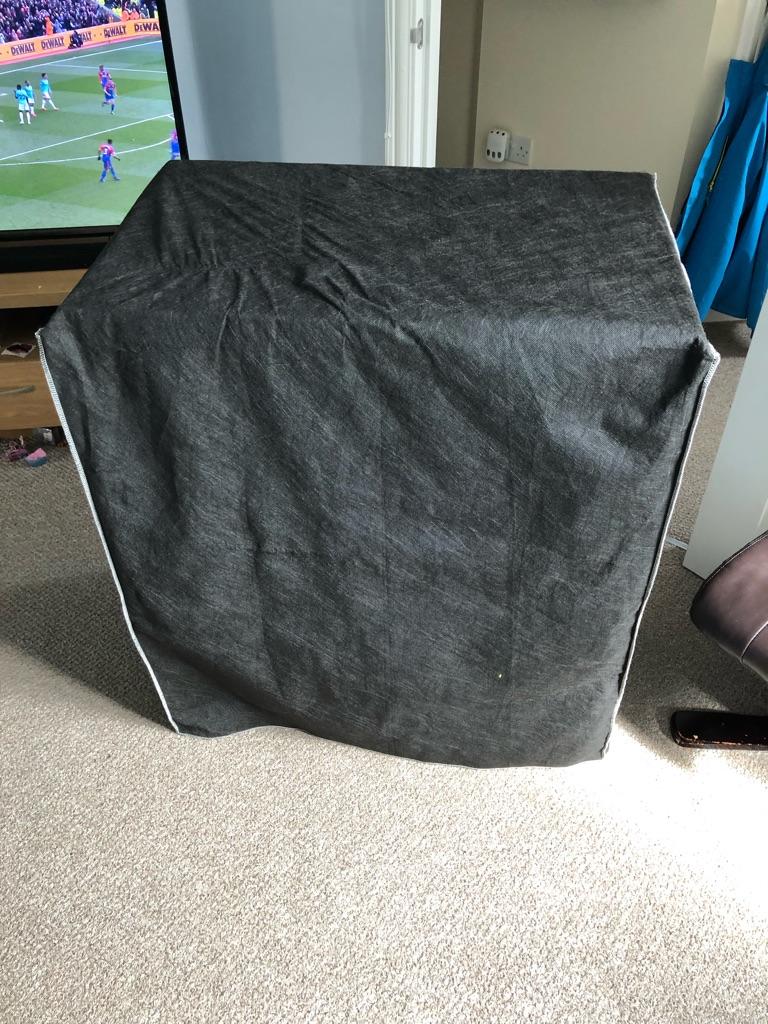 Jay-be folding single bed