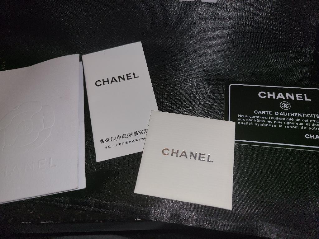 Chanel espadriles