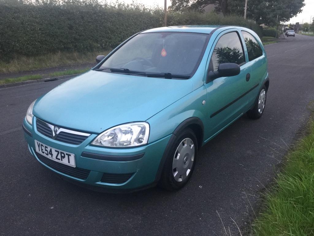 **SOLD** 2004 Vauxhall Corsa