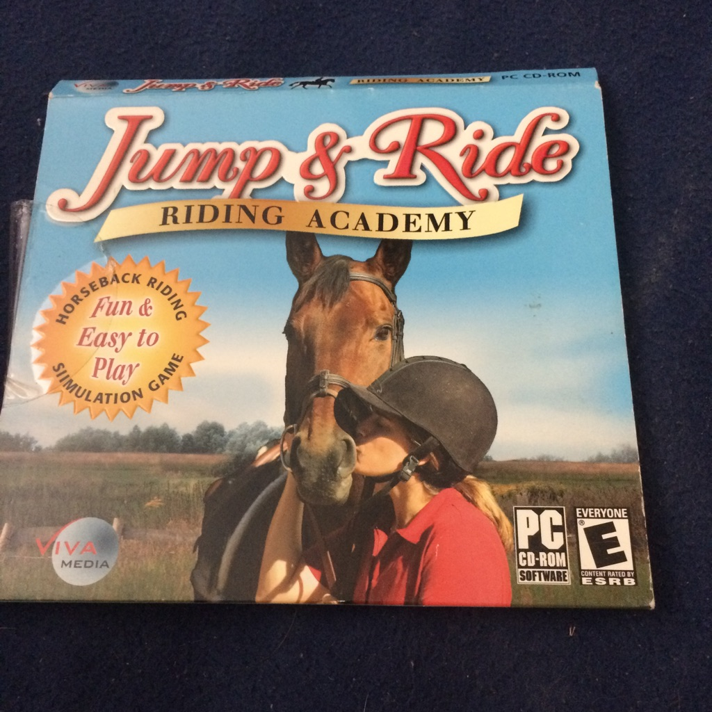 Jump and Ride Horse Riding Simulation PC Game