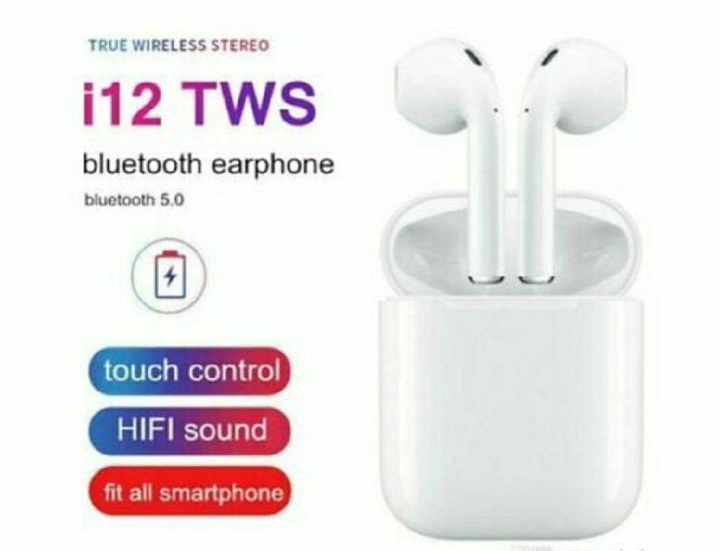 High Quality Touch Earbuds With Charger Box