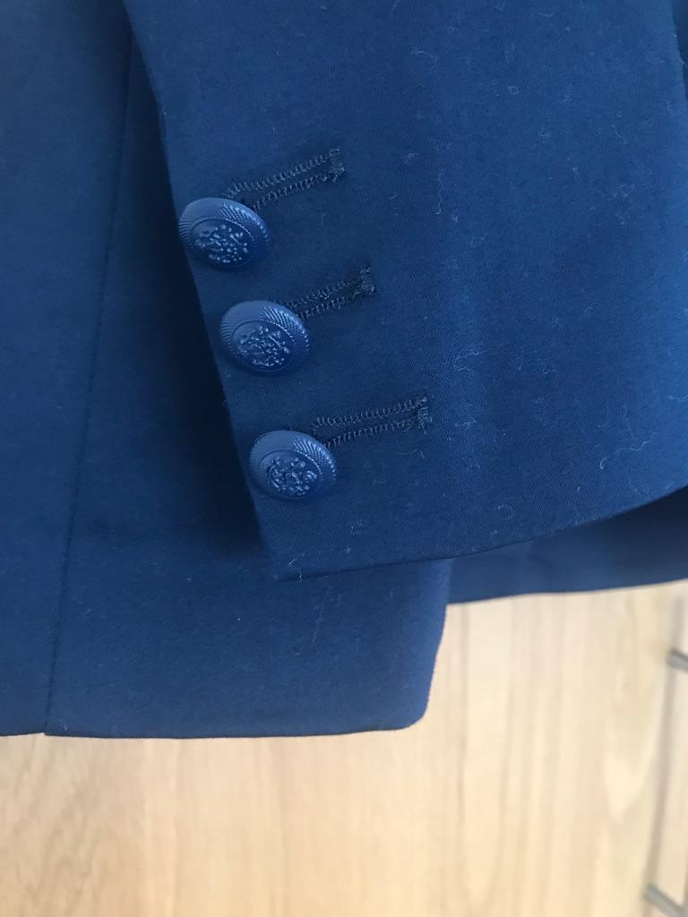 M&S navy blazer