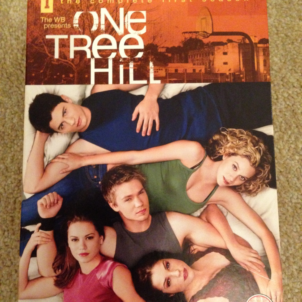 One Tree Hill DVD - season 1