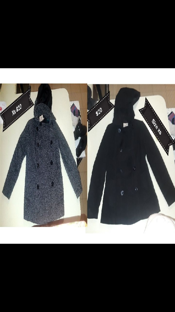 Nice coats for sale