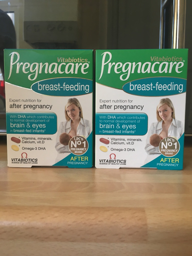 Pregnacare After Pregnancy Vitamins
