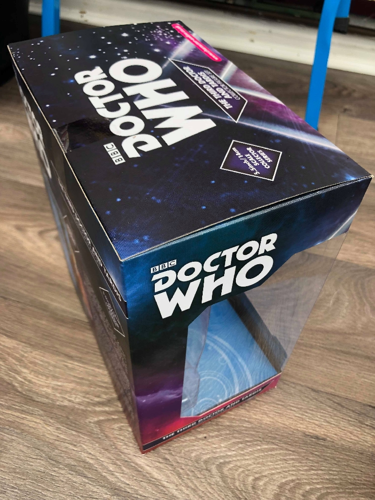 doctor who third doctor set