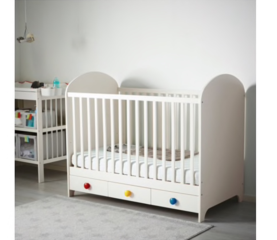 Selling the Cot & Mattress
